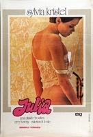 Der Liebesschüler - Turkish Movie Poster (xs thumbnail)