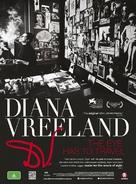 Diana Vreeland: The Eye Has to Travel - Australian Movie Poster (xs thumbnail)