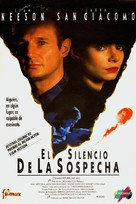 Under Suspicion - Spanish Movie Poster (xs thumbnail)