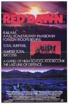 Red Dawn - Australian Movie Poster (xs thumbnail)