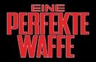 The Perfect Weapon - German Logo (xs thumbnail)