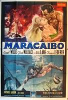 Maracaibo - Italian Movie Poster (xs thumbnail)