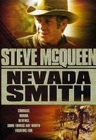Nevada Smith - DVD cover (xs thumbnail)