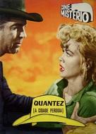 Quantez - Portuguese poster (xs thumbnail)