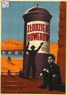 Ladri di biciclette - Polish Movie Poster (xs thumbnail)