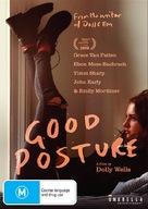 Good Posture - Australian DVD movie cover (xs thumbnail)