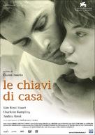 Le chiavi di casa - Italian Movie Poster (xs thumbnail)