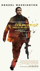 The Equalizer 2 - Vietnamese Movie Poster (xs thumbnail)