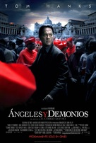 Angels & Demons - Argentinian Movie Poster (xs thumbnail)