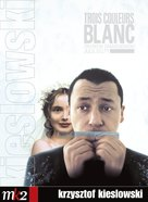 Trzy kolory: Bialy - French DVD movie cover (xs thumbnail)