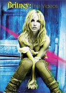 Britney: The Videos - DVD movie cover (xs thumbnail)