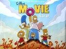 The Simpsons Movie - British Movie Poster (xs thumbnail)