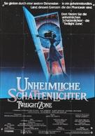 Twilight Zone: The Movie - German Movie Poster (xs thumbnail)