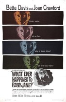 What Ever Happened to Baby Jane? - Movie Poster (xs thumbnail)