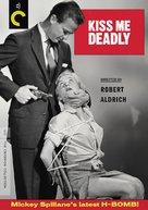 Kiss Me Deadly - DVD cover (xs thumbnail)