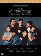 The Outsiders - DVD movie cover (xs thumbnail)