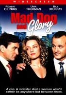 Mad Dog and Glory - DVD cover (xs thumbnail)