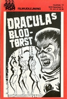 Blood of Dracula's Castle - Danish DVD movie cover (xs thumbnail)
