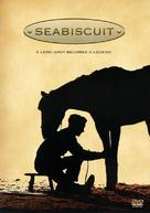Seabiscuit - DVD cover (xs thumbnail)
