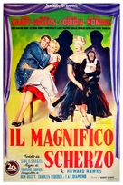 Monkey Business - Italian Movie Poster (xs thumbnail)