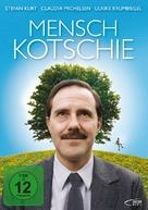 Mensch Kotschie - German DVD cover (xs thumbnail)