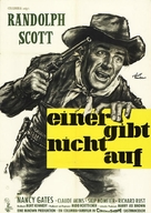Comanche Station - German Movie Poster (xs thumbnail)