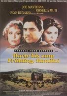 Wait Until Spring, Bandini - German Movie Poster (xs thumbnail)