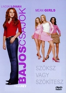 Mean Girls - Hungarian Movie Cover (xs thumbnail)