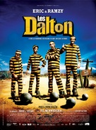 Les Dalton - French Movie Poster (xs thumbnail)