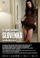Slovenka - Slovak Movie Poster (xs thumbnail)