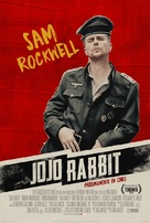 Jojo Rabbit - Argentinian Movie Poster (xs thumbnail)
