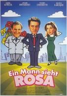 Le placard - German Movie Poster (xs thumbnail)
