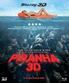 Piranha - Finnish Blu-Ray movie cover (xs thumbnail)