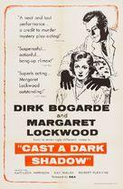 Cast a Dark Shadow - Movie Poster (xs thumbnail)
