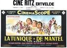 The Robe - Belgian Movie Poster (xs thumbnail)
