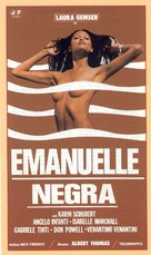 Emanuelle nera - Spanish Movie Poster (xs thumbnail)