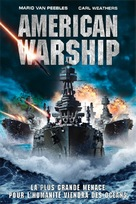 American Warships - French DVD movie cover (xs thumbnail)