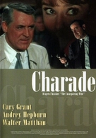 Charade - French DVD movie cover (xs thumbnail)