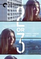 2 ou 3 choses que je sais d'elle - DVD movie cover (xs thumbnail)
