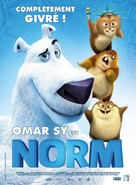 Norm of the North - French Movie Poster (xs thumbnail)
