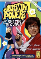 Austin Powers: The Spy Who Shagged Me - Italian DVD movie cover (xs thumbnail)