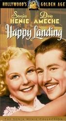 Happy Landing - VHS cover (xs thumbnail)