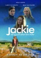 Jackie - German Movie Poster (xs thumbnail)