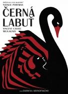 Black Swan - Czech DVD movie cover (xs thumbnail)