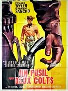 Voltati... ti uccido! - French Movie Poster (xs thumbnail)