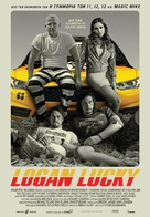 Logan Lucky - Greek Movie Poster (xs thumbnail)