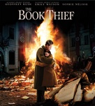 The Book Thief - Blu-Ray movie cover (xs thumbnail)