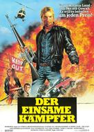 Choke Canyon - German Movie Poster (xs thumbnail)