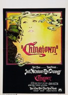 Chinatown - Belgian Movie Poster (xs thumbnail)