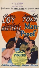 Man-Proof - Movie Poster (xs thumbnail)
